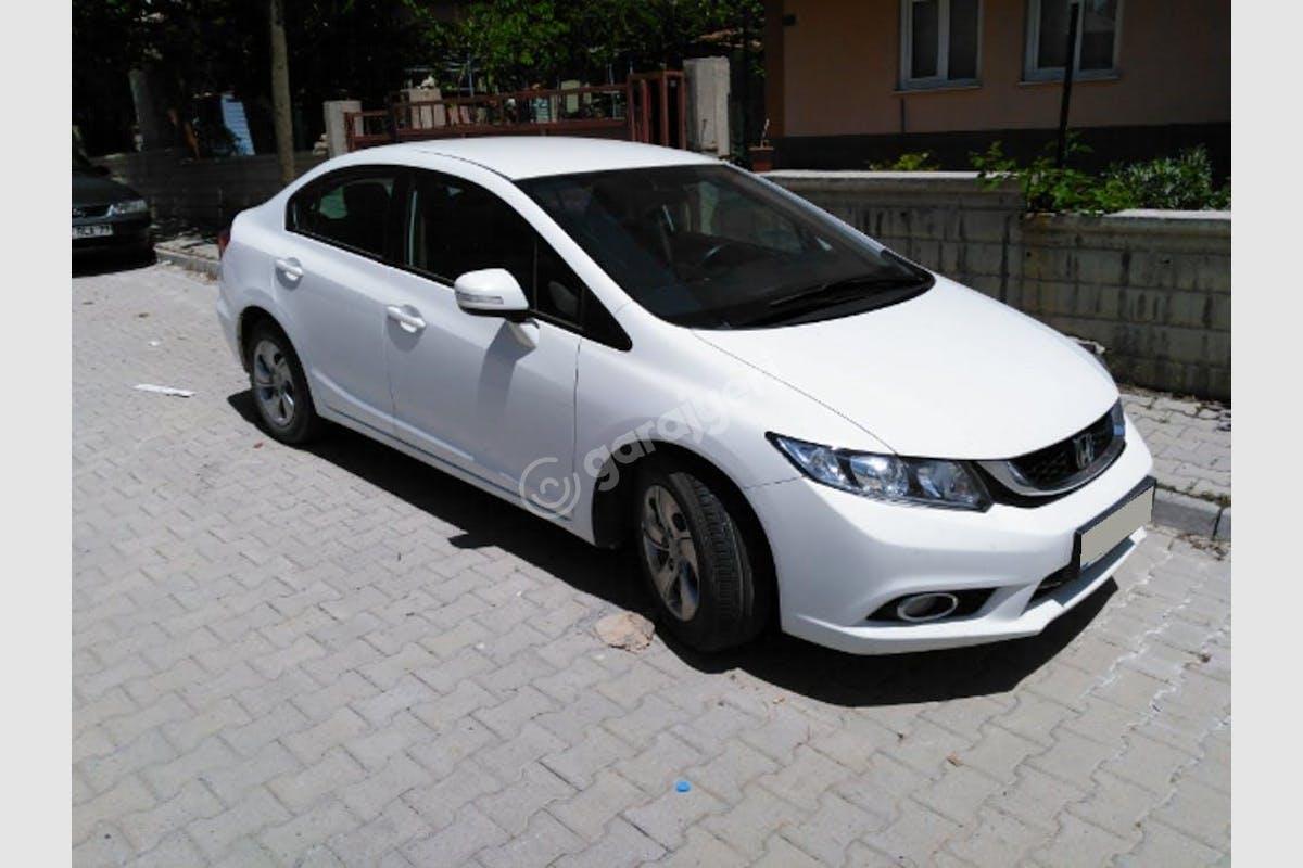 Honda Civic Beyşehir Kiralık Araç 2. Fotoğraf