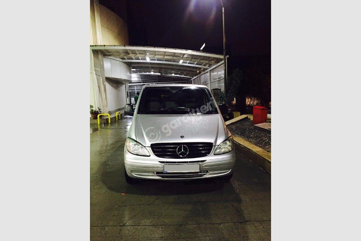 Mercedes - Benz Vito Kağıthane Kiralık Araç 1. Fotoğraf