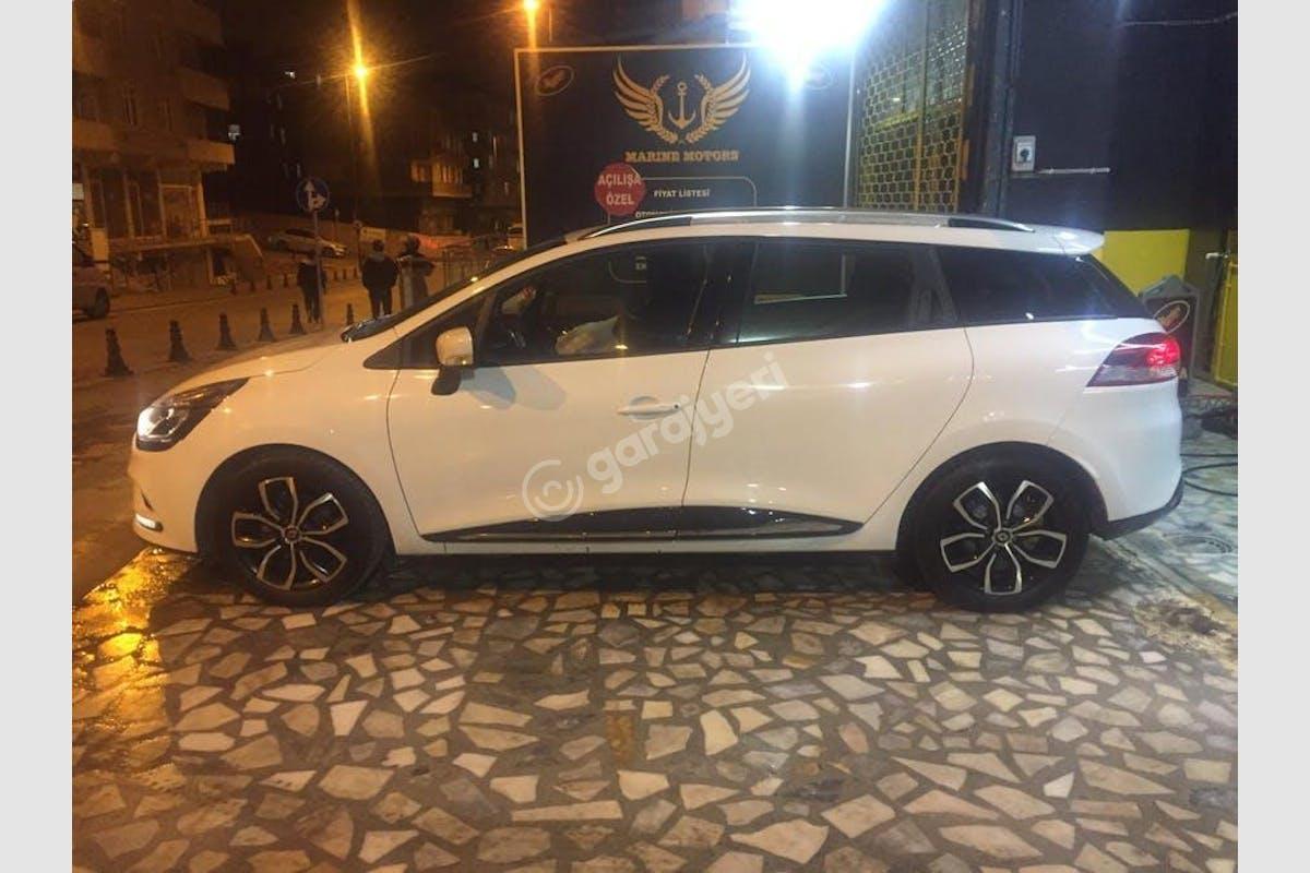 Renault Clio Tuzla Kiralık Araç 4. Fotoğraf