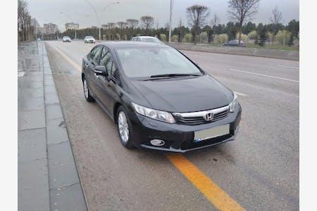 Kiralık Honda Civic 2014 , Siirt Merkez