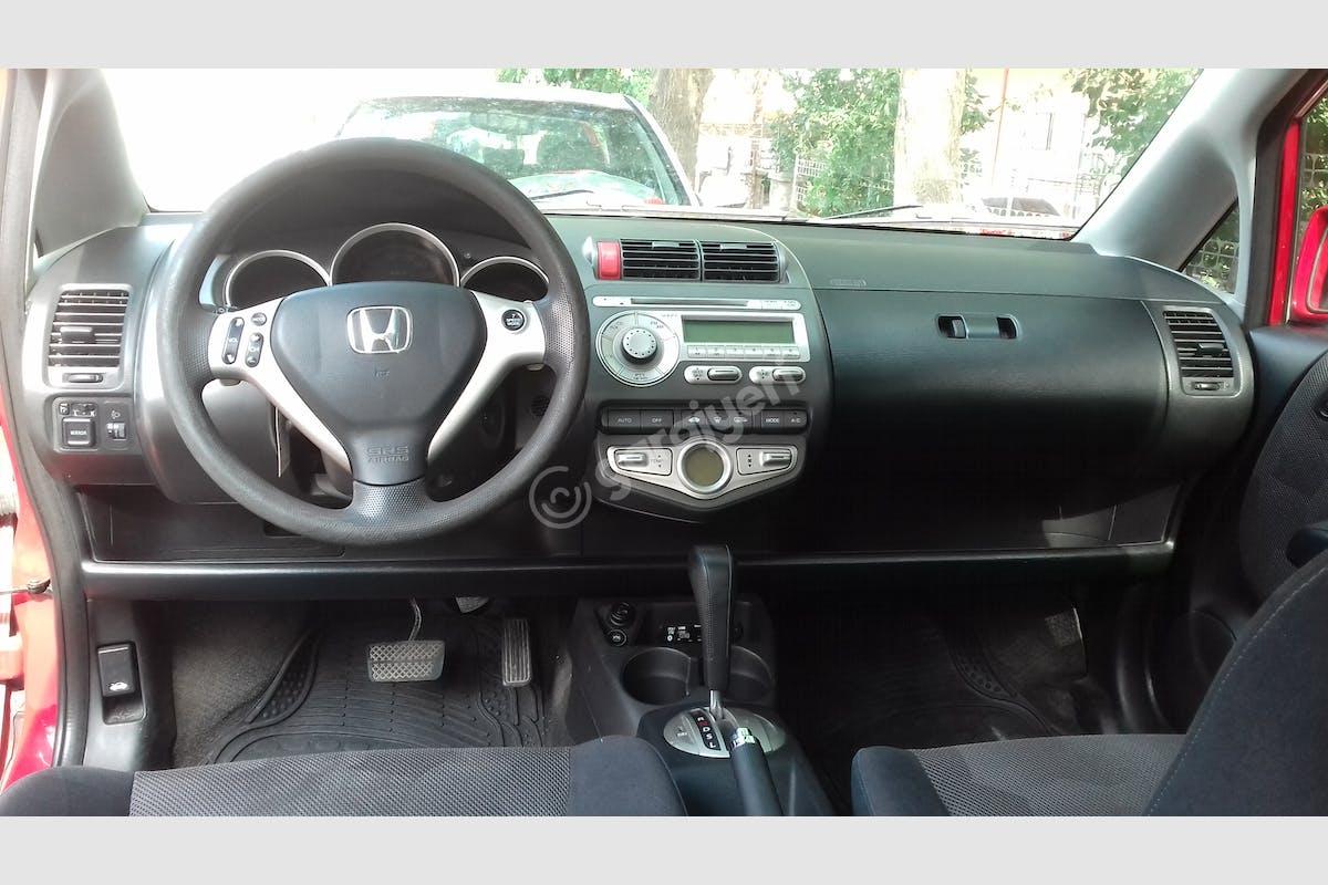 Honda Jazz Keçiören Kiralık Araç 3. Fotoğraf