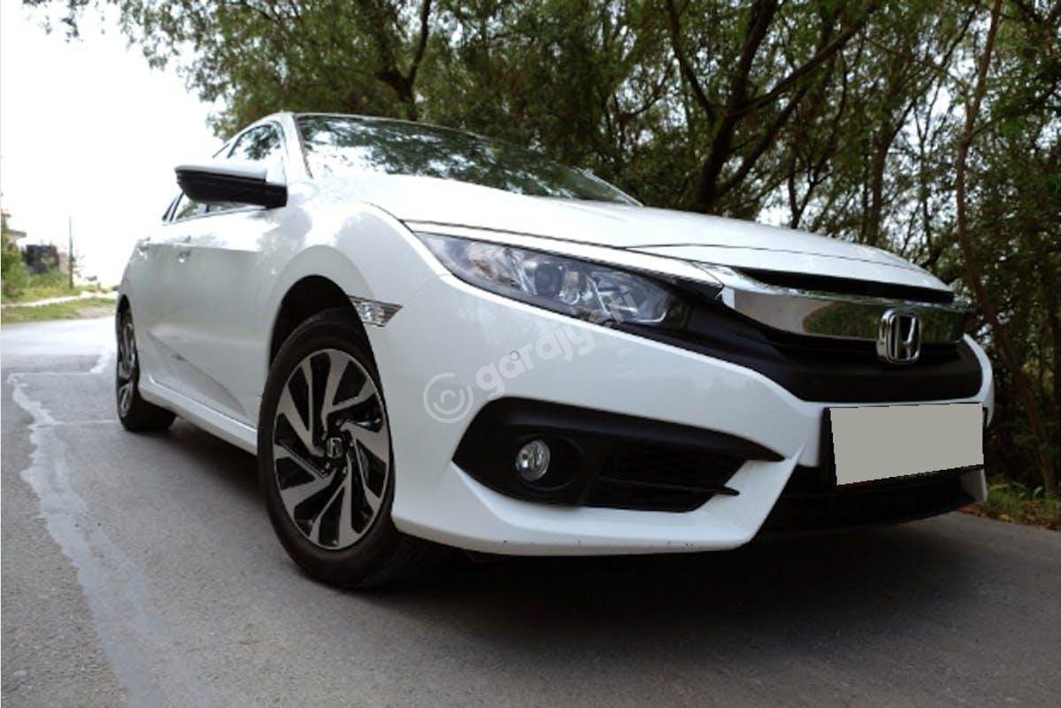 Honda Civic Beşiktaş Kiralık Araç 2. Fotoğraf
