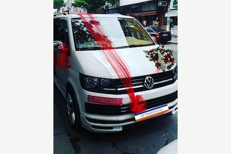 Kiralık Volkswagen Caravelle 2018 , İstanbul Ataşehir