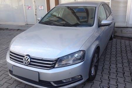 Volkswagen Passat İstanbul Maltepe Kiralık Araç