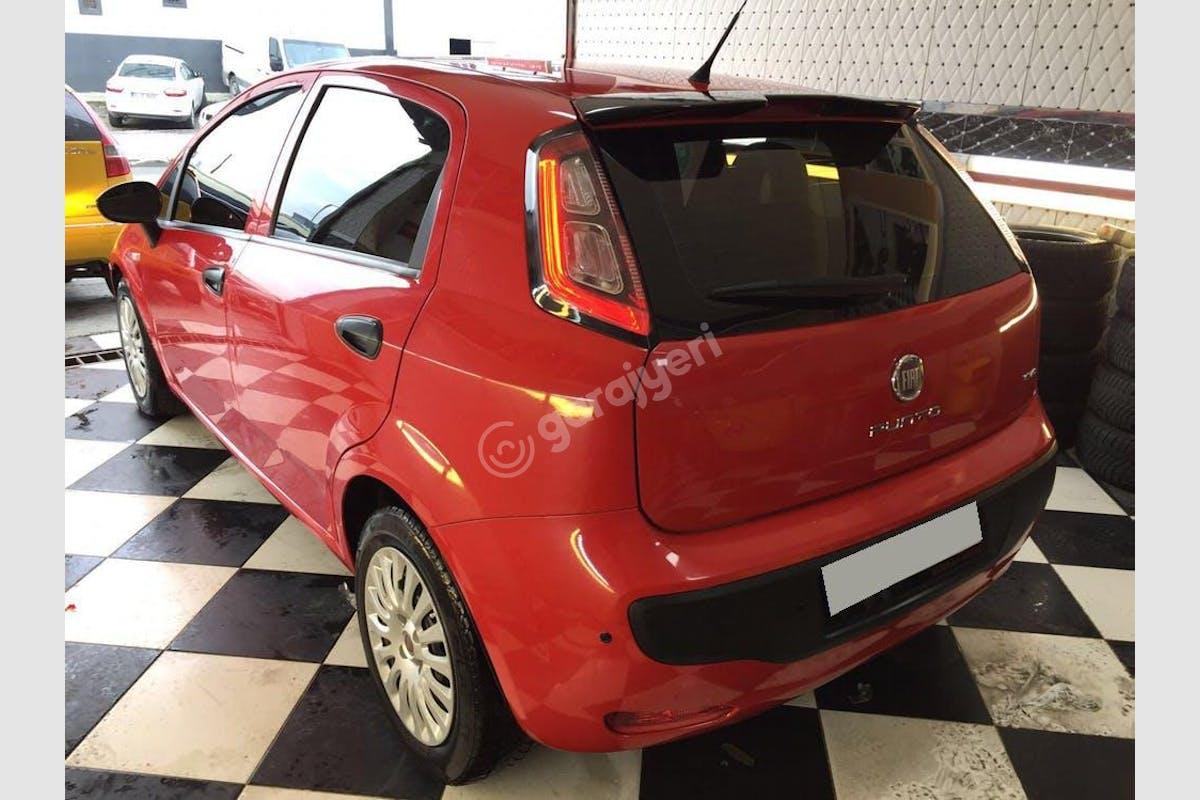 Fiat Punto Avcılar Kiralık Araç 4. Fotoğraf