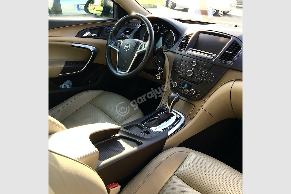 Opel Insignia Üsküdar Kiralık Araç 5. Fotoğraf