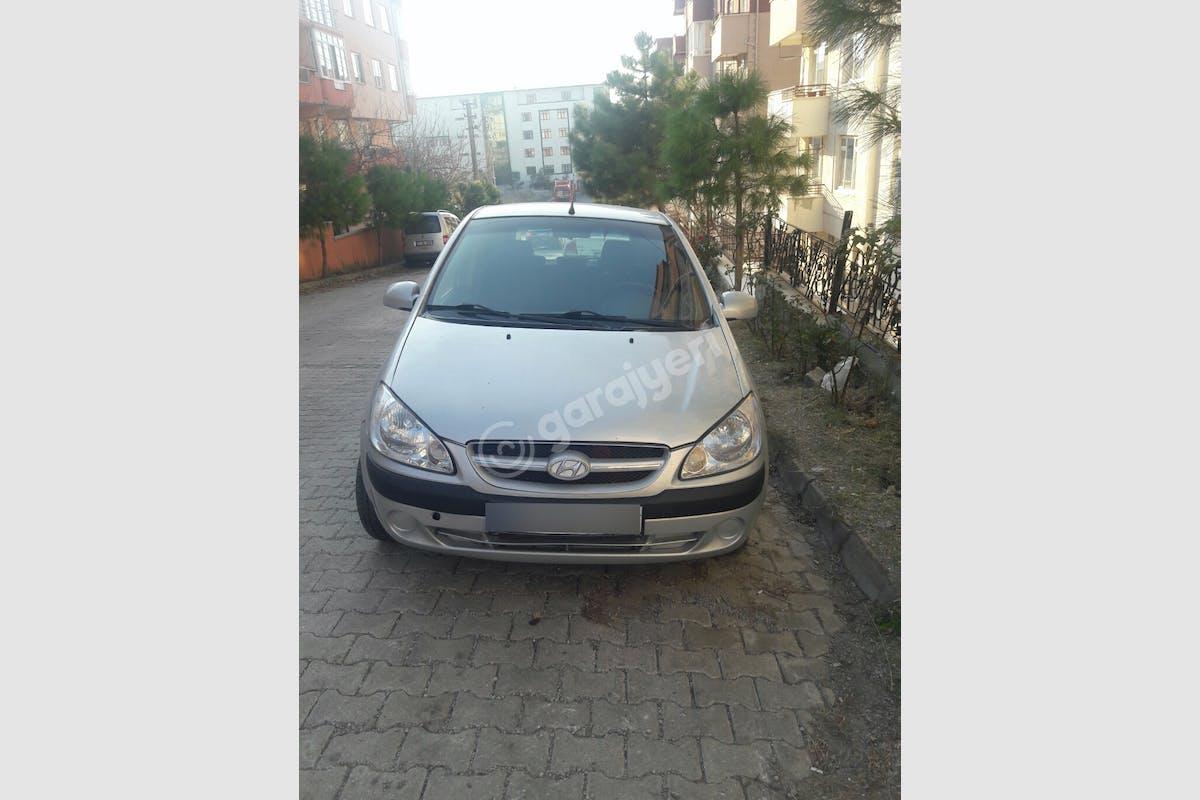 Hyundai Getz Kırkağaç Kiralık Araç 1. Fotoğraf