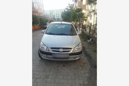 Kiralık Hyundai Getz , Manisa Kırkağaç