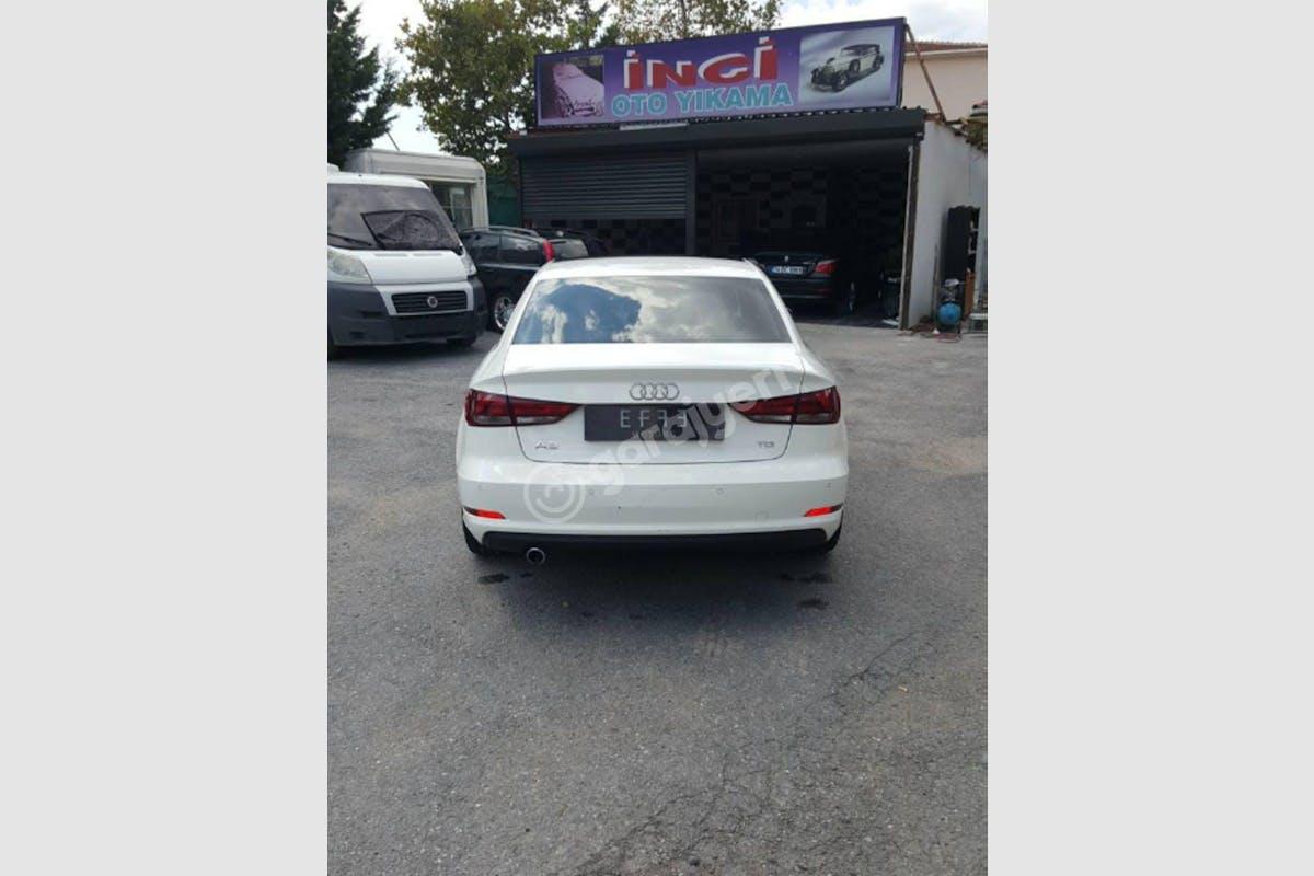 Audi A3 Sedan Kadıköy Kiralık Araç 4. Fotoğraf