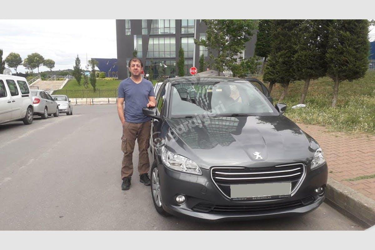 Peugeot 301 Ümraniye Kiralık Araç 3. Fotoğraf