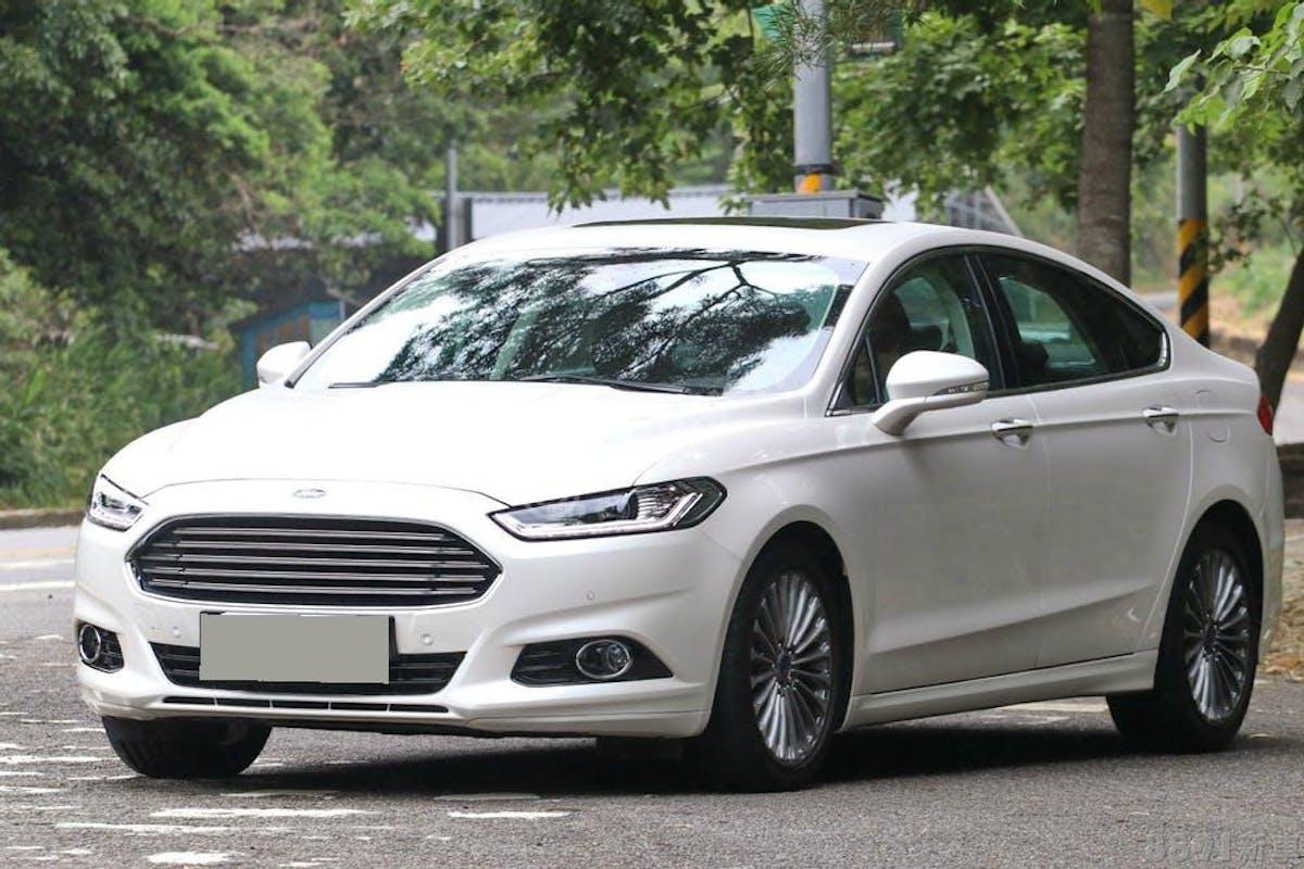 Ford Mondeo Yenimahalle Kiralık Araç 1. Fotoğraf