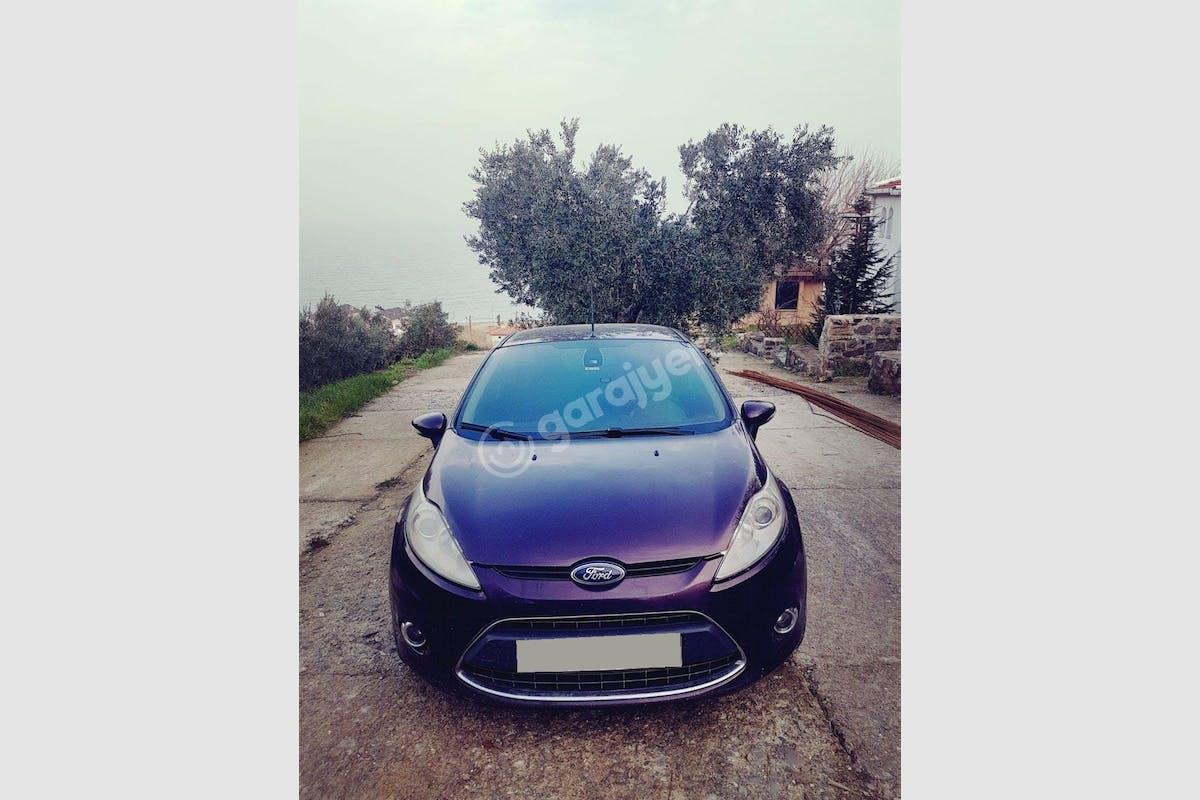 Ford Fiesta Zeytinburnu Kiralık Araç 6. Fotoğraf