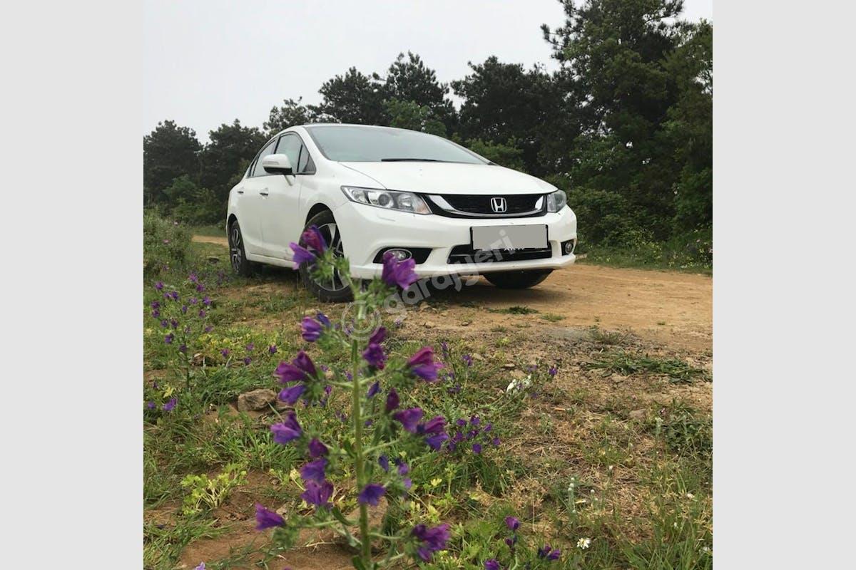 Honda Civic Bakırköy Kiralık Araç 2. Fotoğraf