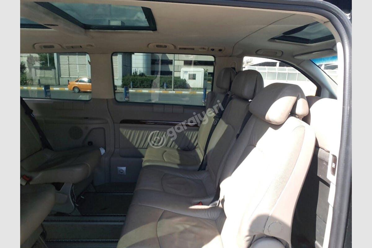 Mercedes - Benz Viano Sultanbeyli Kiralık Araç 5. Fotoğraf