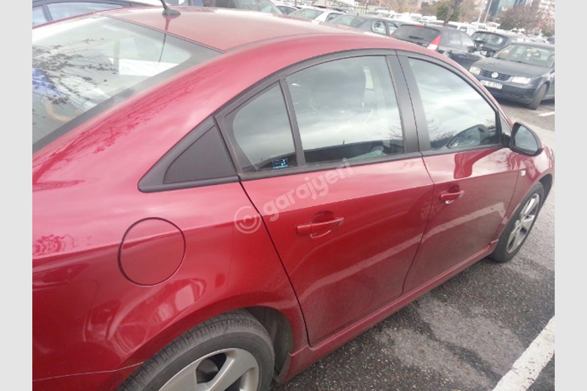 Chevrolet Cruze Ataşehir Kiralık Araç 5. Fotoğraf