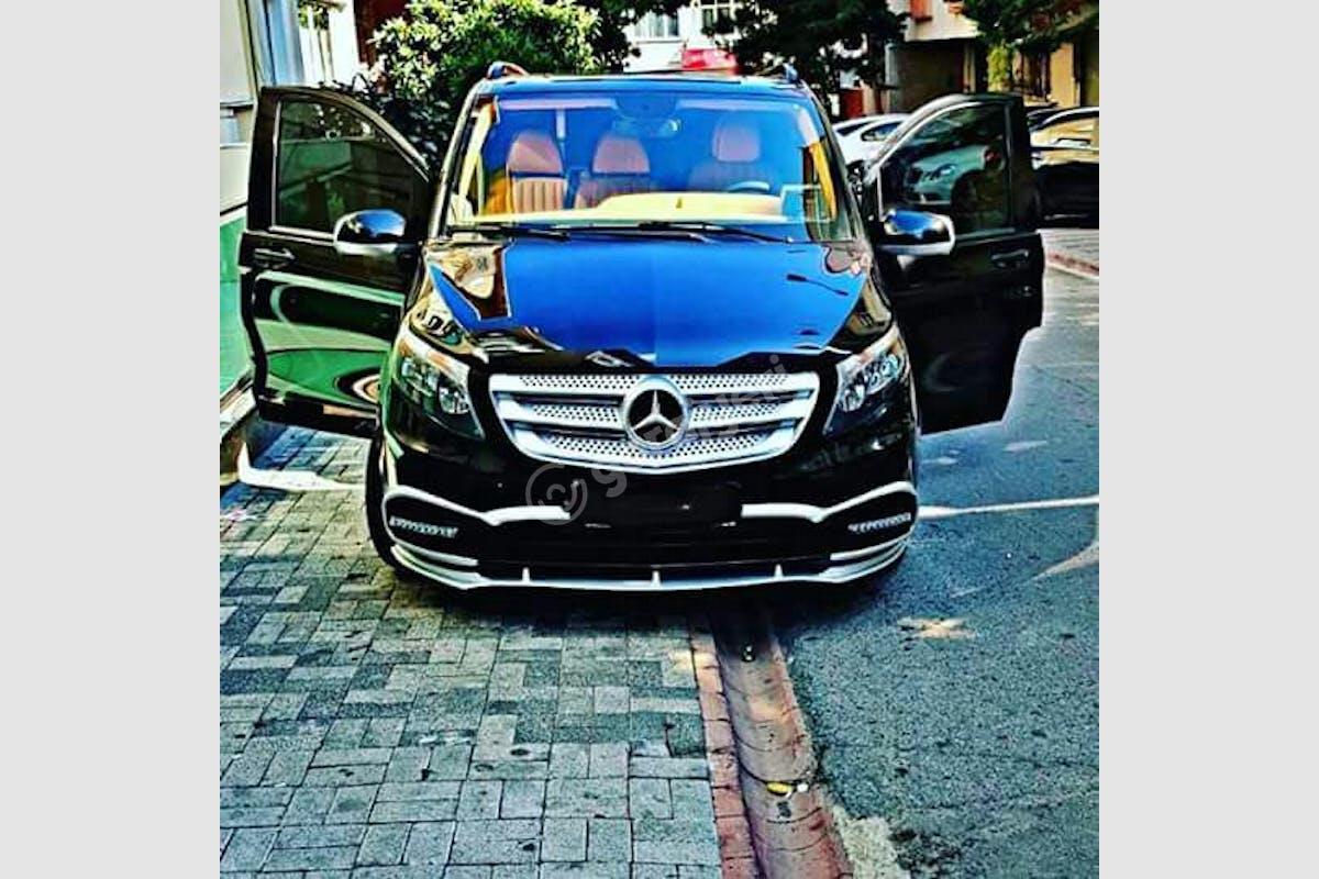 Mercedes - Benz Vito Üsküdar Kiralık Araç 13. Fotoğraf