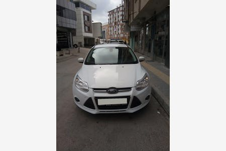 Kiralık Ford Focus 2014 , Çorum Merkez