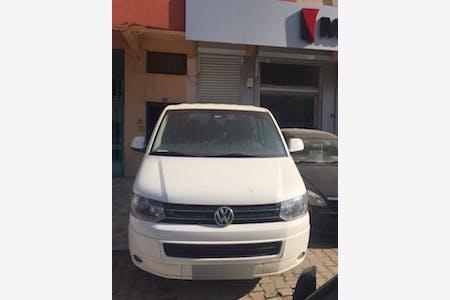 Kiralık Volkswagen Caravelle , İstanbul Sancaktepe