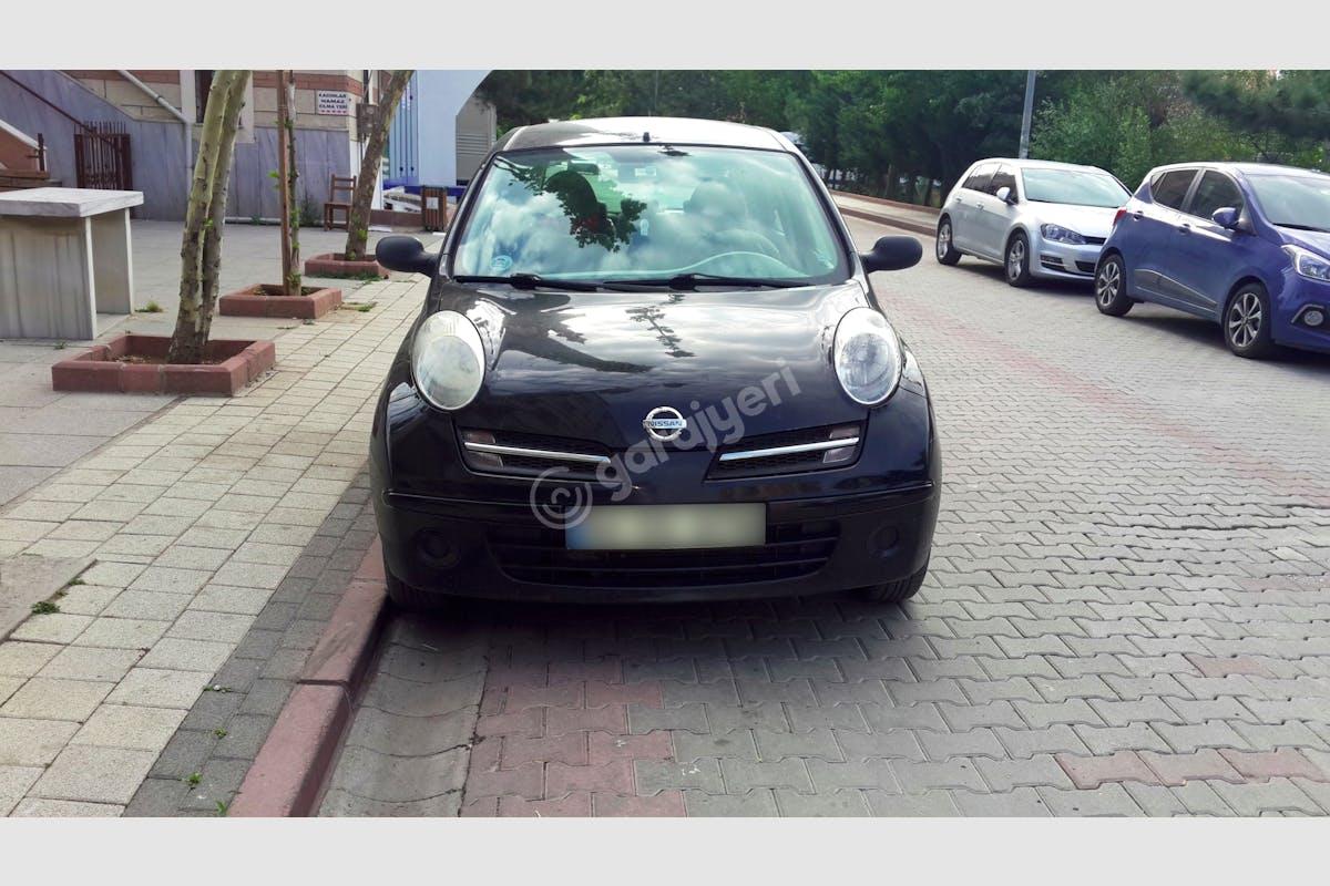 Nissan Micra Çekmeköy Kiralık Araç 1. Fotoğraf