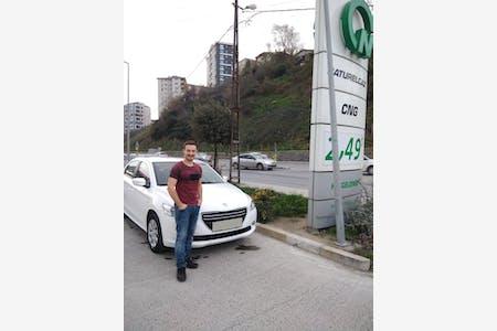 Kiralık Peugeot 301 2014 , İstanbul Gaziosmanpaşa