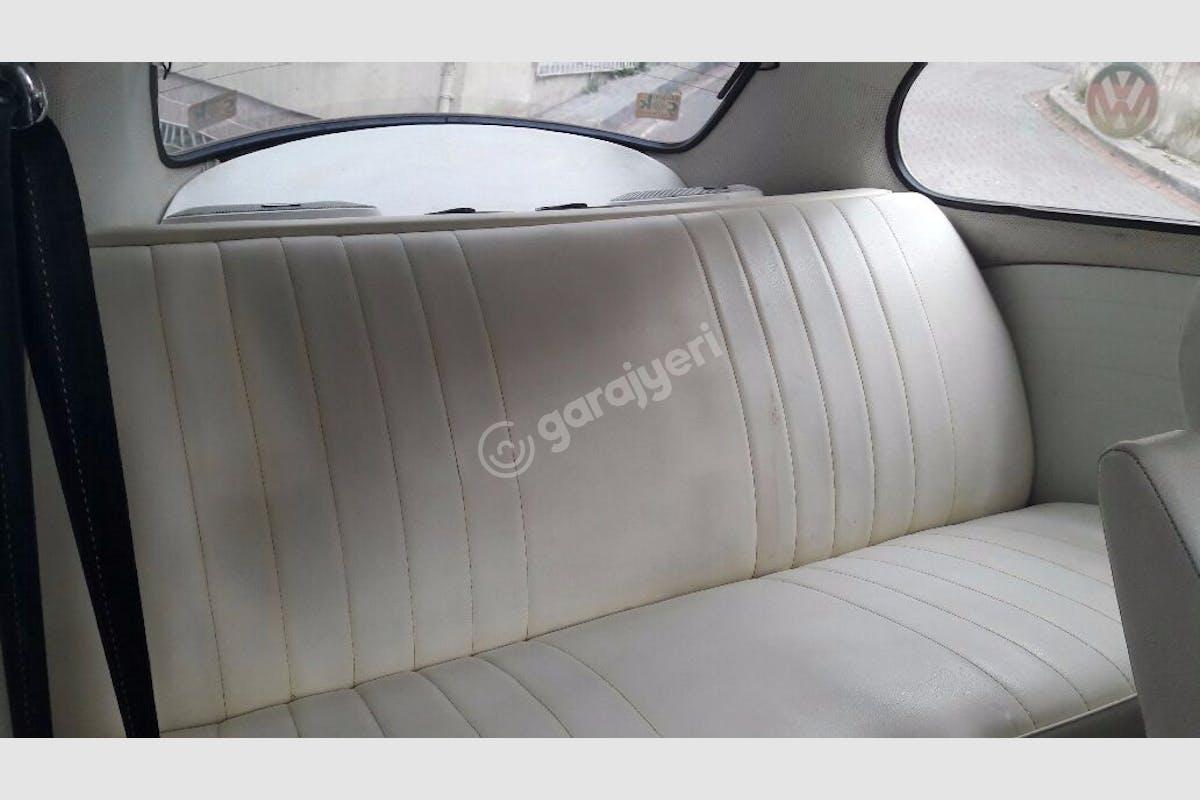 Volkswagen Beetle Fatih Kiralık Araç 5. Fotoğraf