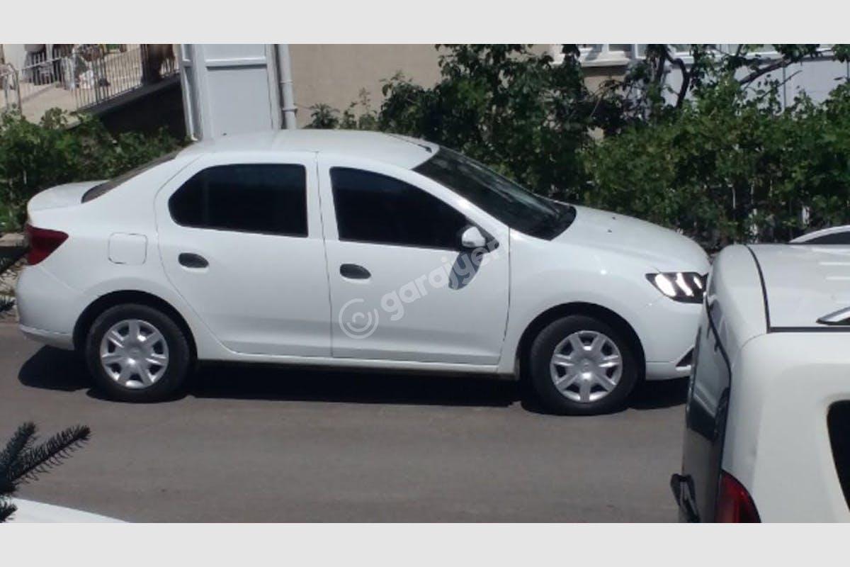 Renault Symbol Afyonkarahisar Kiralık Araç 1. Fotoğraf