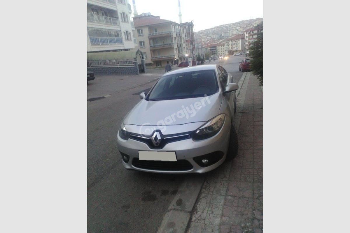 Renault Fluence Keçiören Kiralık Araç 1. Fotoğraf