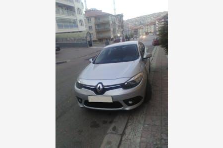 Kiralık Renault Fluence 2014 , Ankara Keçiören