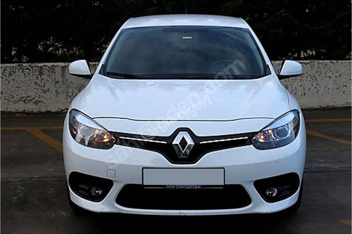 Renault Fluence Şişli Kiralık Araç 3. Fotoğraf