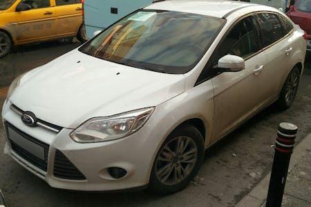Kiralık Ford Focus , İstanbul Ümraniye