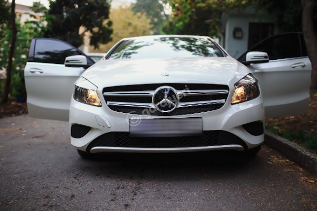 Mercedes - Benz A Fatih Kiralık Araç 7. Fotoğraf