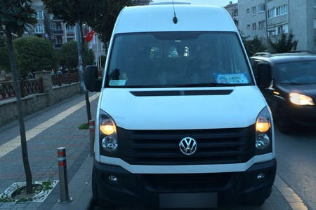 Kiralık Volkswagen Crafter , İstanbul Bakırköy