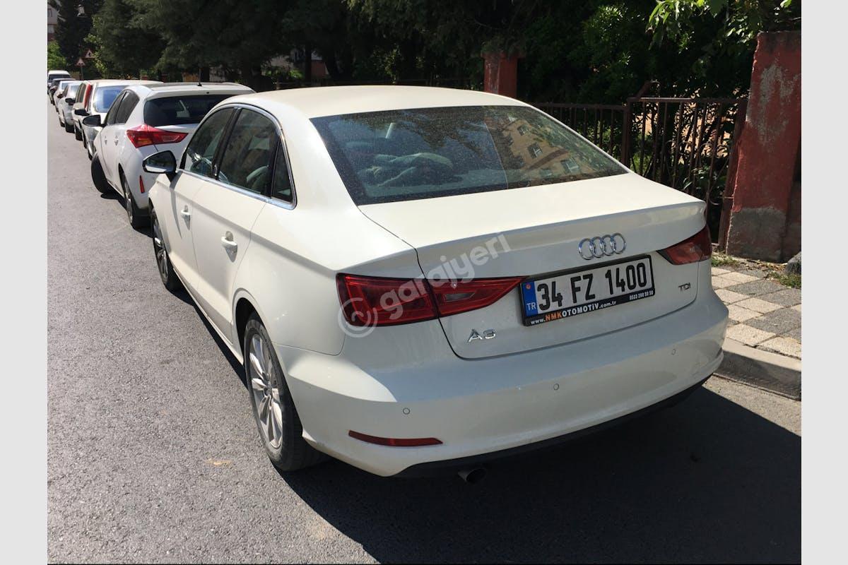 Audi A3 Sedan Maltepe Kiralık Araç 4. Fotoğraf