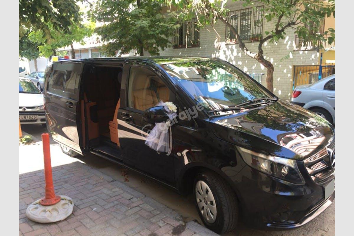 Mercedes - Benz Vito Beykoz Kiralık Araç 1. Fotoğraf
