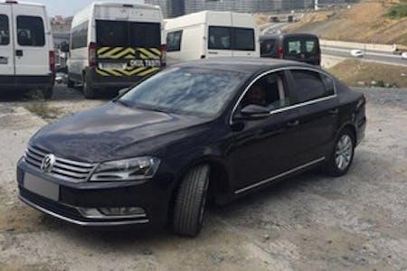 Kiralık Volkswagen Passat , İstanbul Gaziosmanpaşa