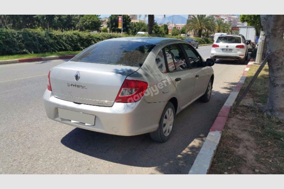 Renault Symbol Kepez Kiralık Araç 4. Fotoğraf