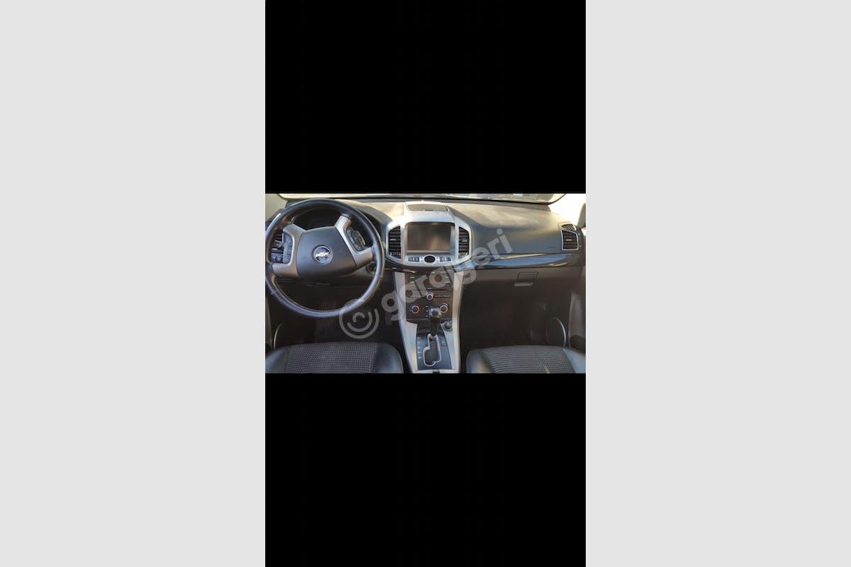 Chevrolet Captiva Kağıthane Kiralık Araç 4. Fotoğraf