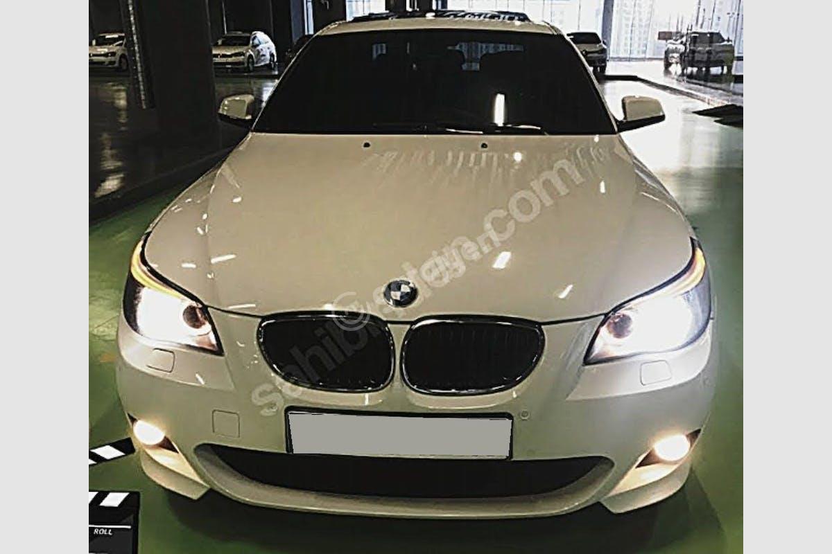 BMW 5 Bakırköy Kiralık Araç 1. Fotoğraf