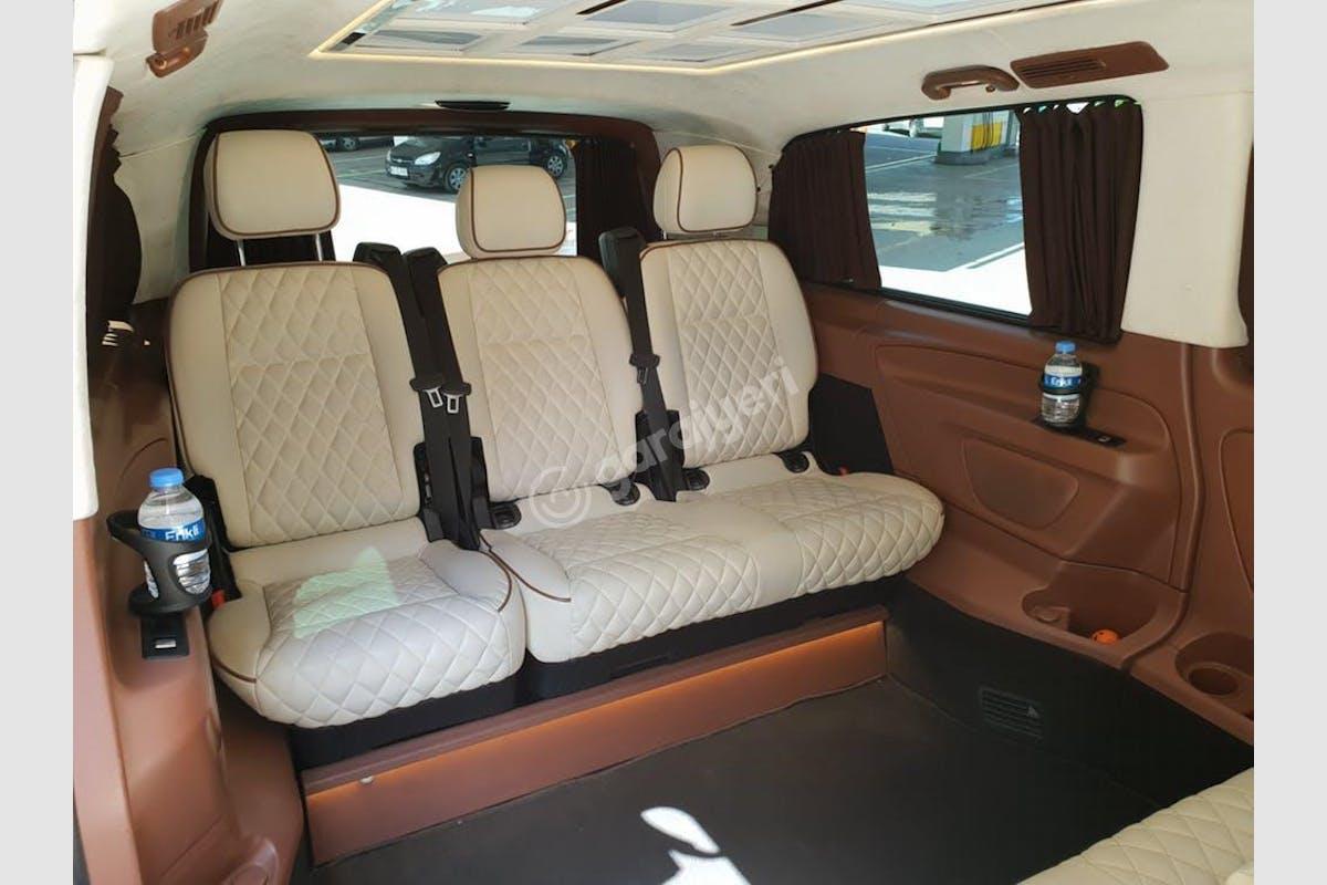 Mercedes - Benz Vito Gaziosmanpaşa Kiralık Araç 2. Fotoğraf