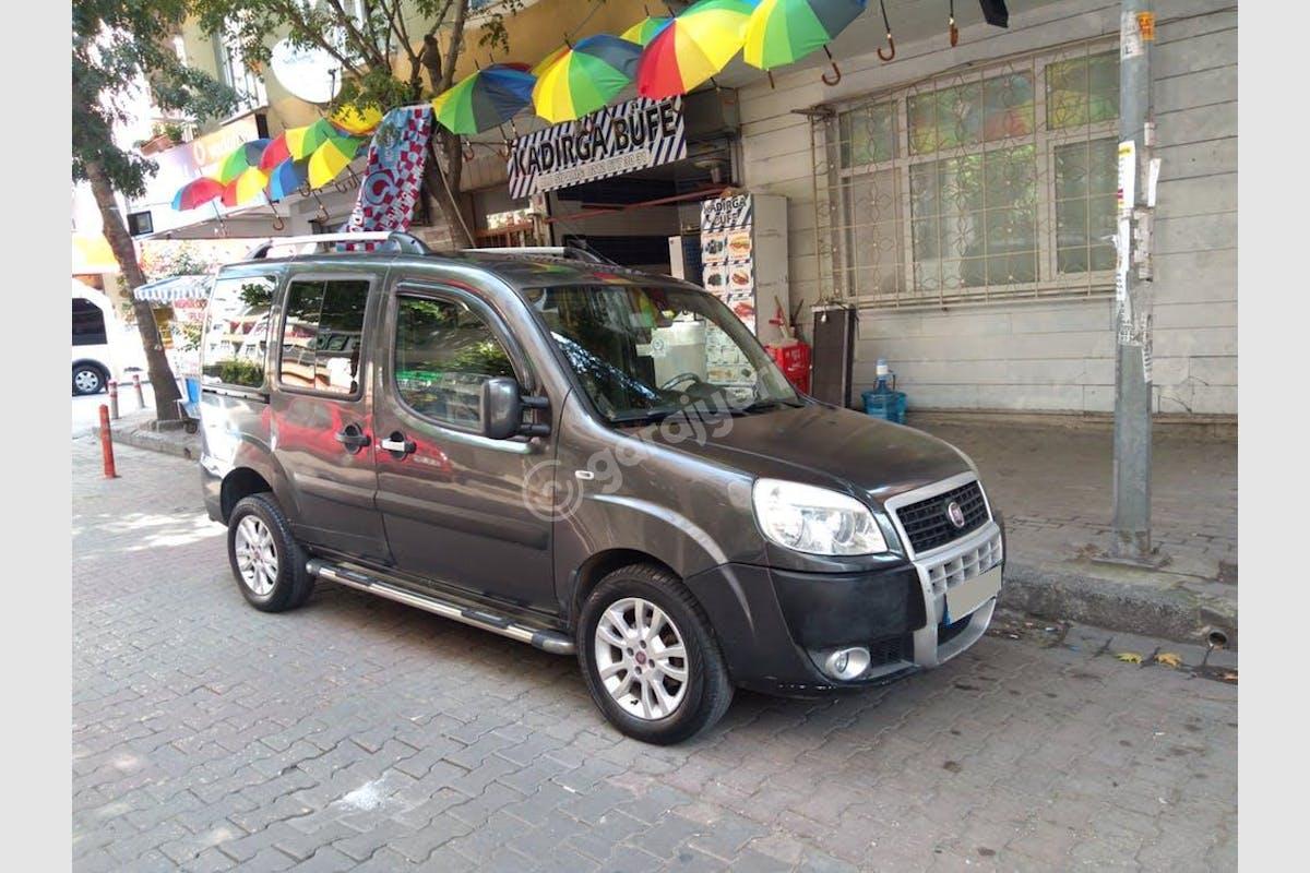 Fiat Doblo Bahçelievler Kiralık Araç 1. Fotoğraf