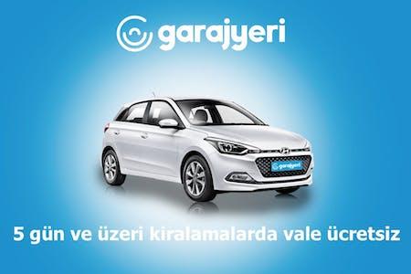Kiralık Hyundai i20 2017 , İstanbul Bahçelievler