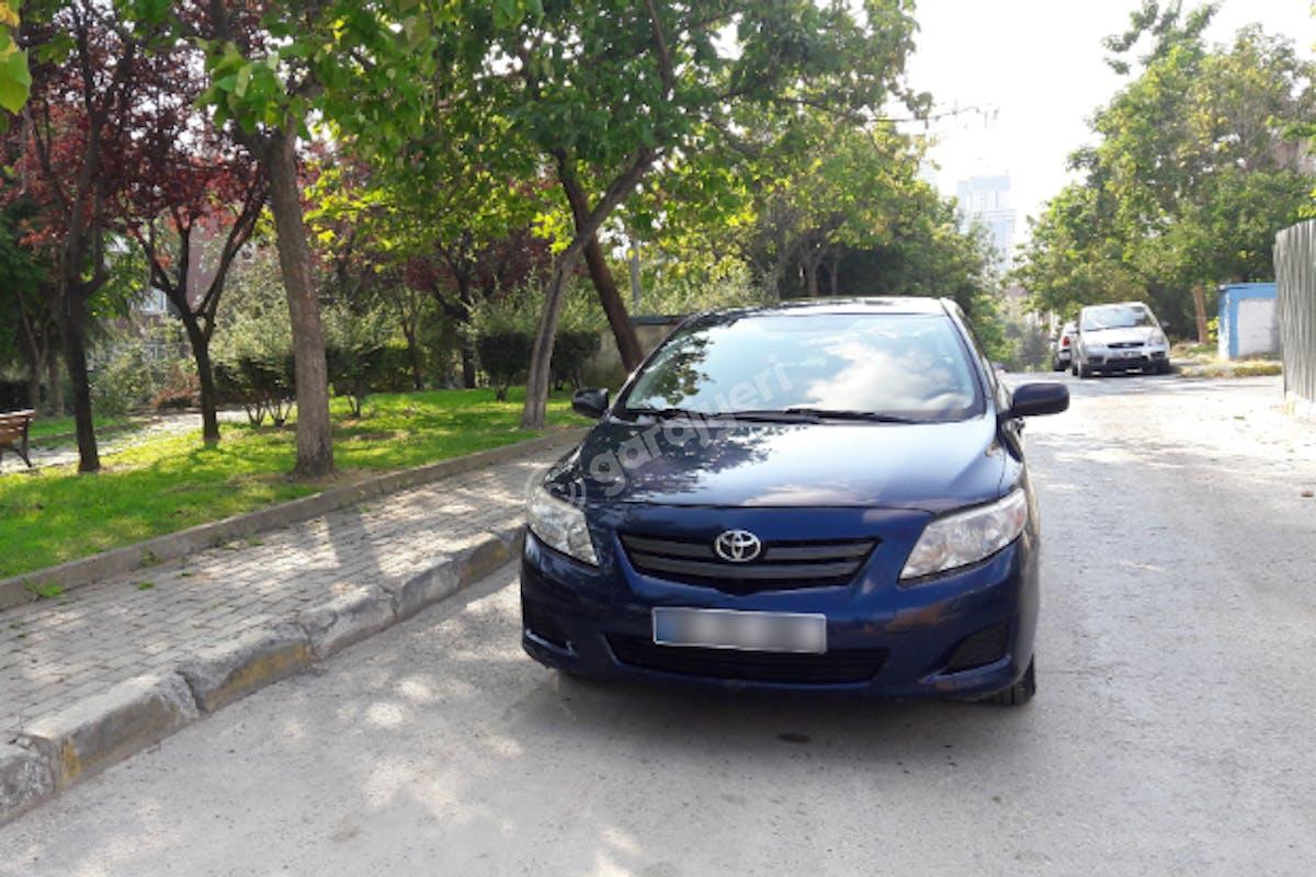 Toyota Corolla Ataşehir Kiralık Araç 2. Fotoğraf