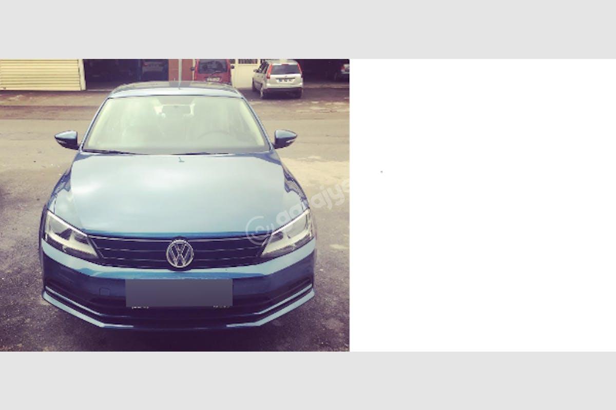 Volkswagen Jetta Muratpaşa Kiralık Araç 1. Fotoğraf
