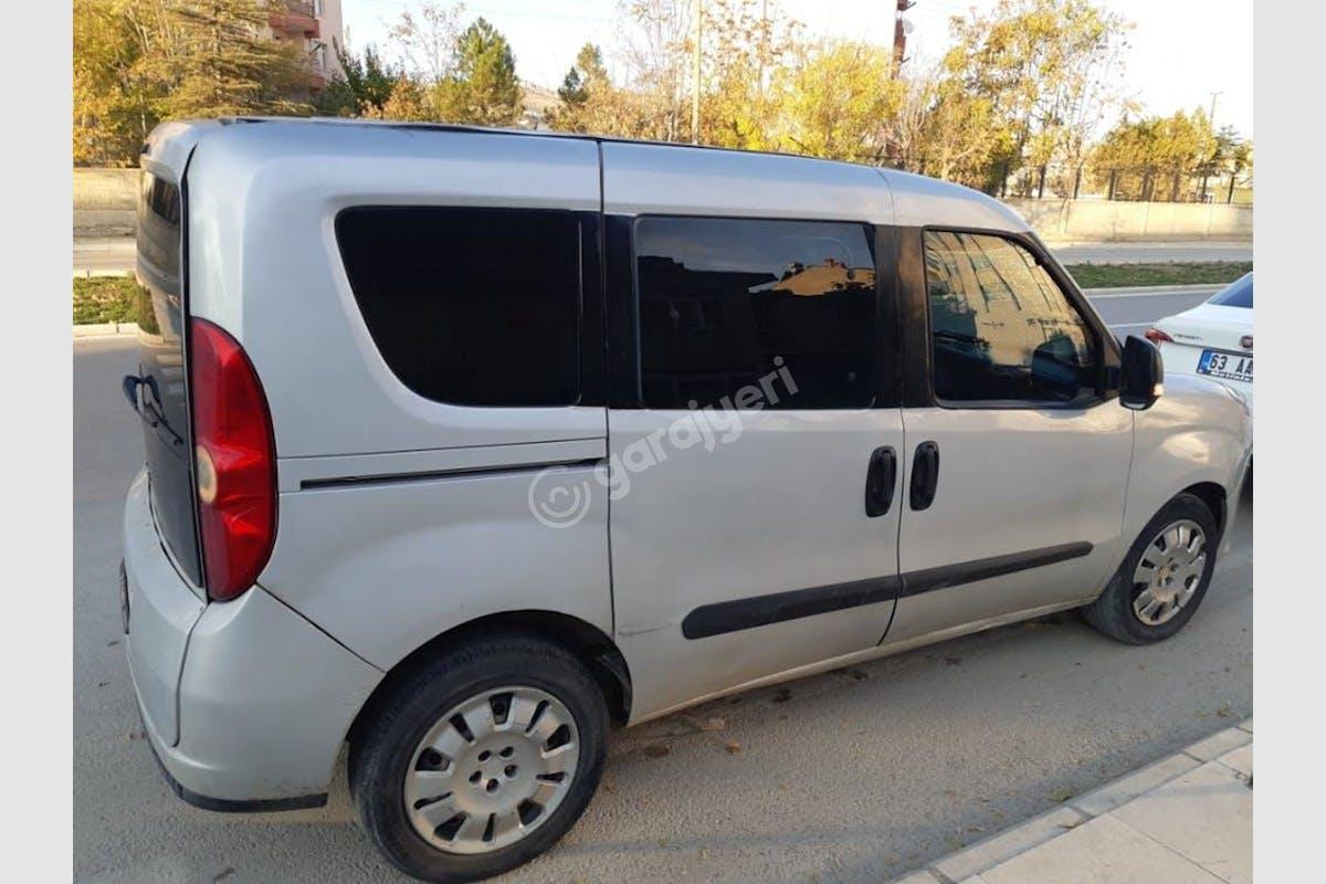 Fiat Doblo Merkez Kiralık Araç 1. Fotoğraf