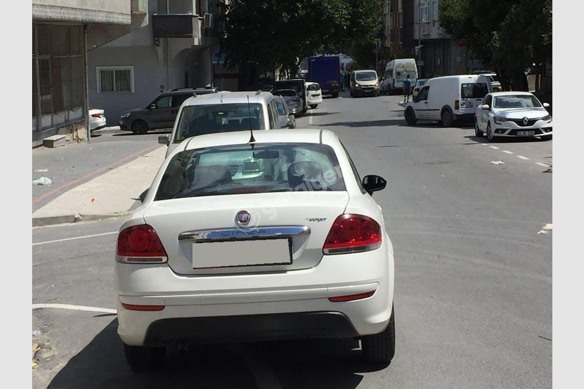 Fiat Linea Gaziosmanpaşa Kiralık Araç 5. Fotoğraf