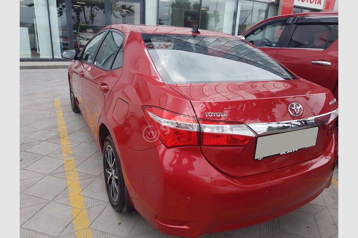 Toyota Corolla Fatih Kiralık Araç 3. Fotoğraf