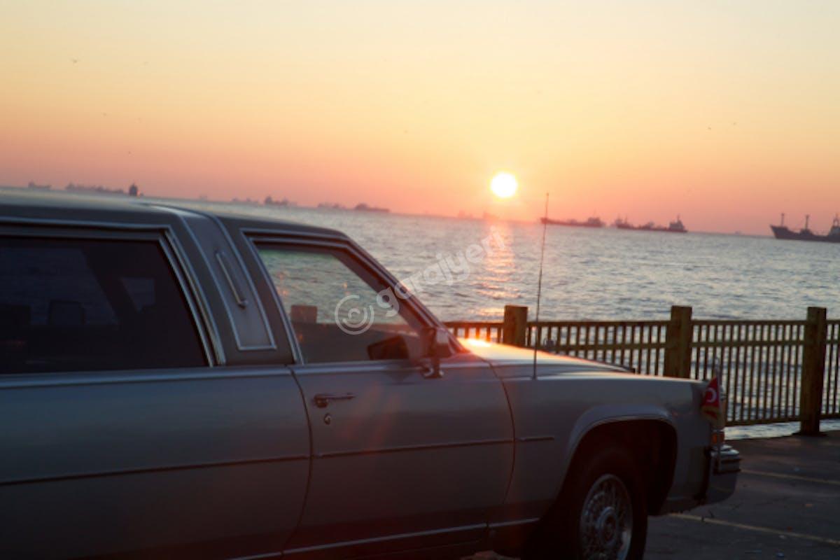 Cadillac STS Fatih Kiralık Araç 9. Fotoğraf