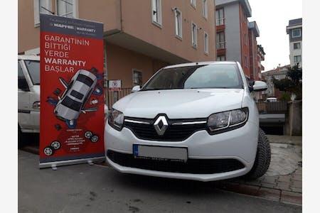 Kiralık Renault Symbol 2015 , İstanbul Maltepe