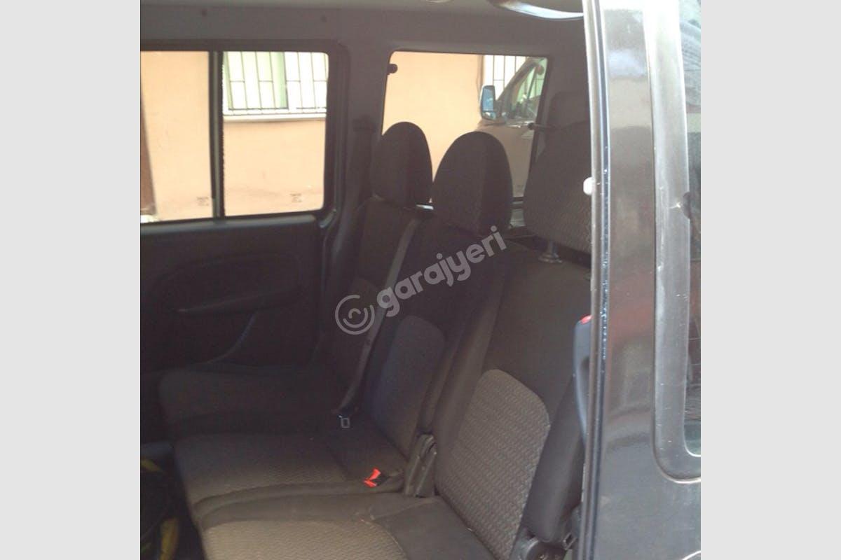 Fiat Doblo Küçükçekmece Kiralık Araç 2. Fotoğraf