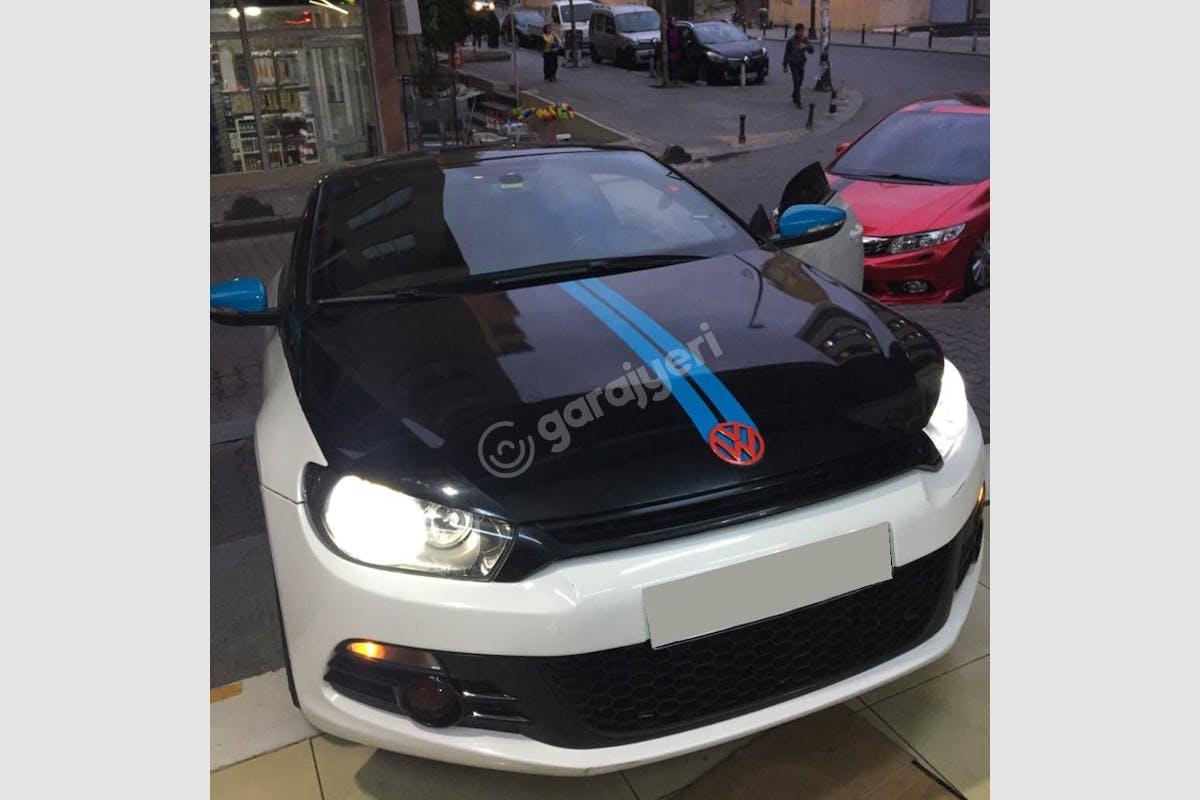 Volkswagen Scirocco Fatih Kiralık Araç 1. Fotoğraf